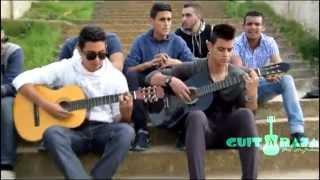 Guitaraza - Bladi  Cover Guitar cheb younes HD