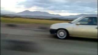 SL55 AMG vs. Opel Kadett GSi