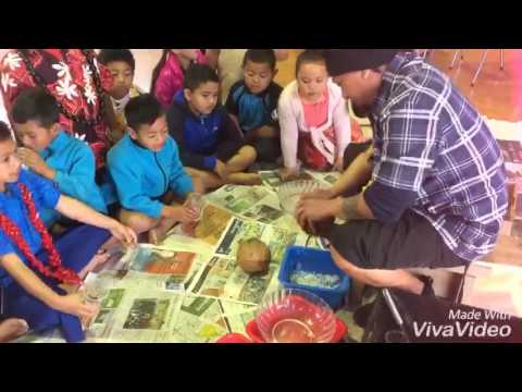 Samoan Language Week 2017 - Homai
