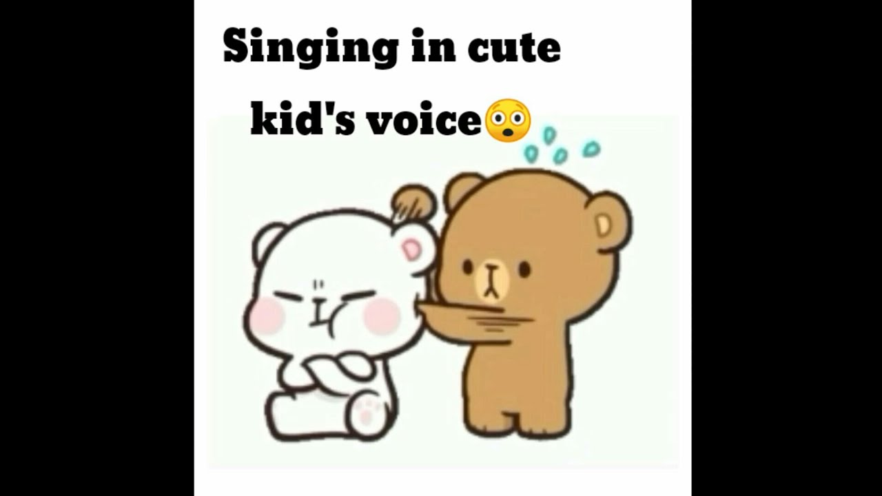 Singing in kid's voice by me || Agar tum saath ho song