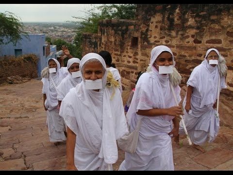 The Two Minute Warning: Jainism and the Practice of Ahimsa