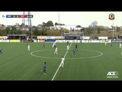 Cove Rangers Clyde Goals And Highlights