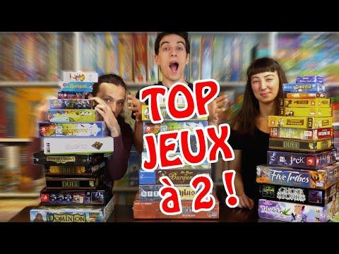 Top 10 des jeux de société à 2 joueurs - Le Top 10 idéal