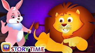 A Daring Hare - Bedtime Stories for Kids in English | ChuChu TV Storytime for Children