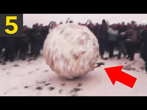 Top 5 MASSIVE Snowballs VS Hills