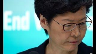 VOA连线(叶兵):外电称林郑月娥或去职 北京辟谣后删文露实情?
