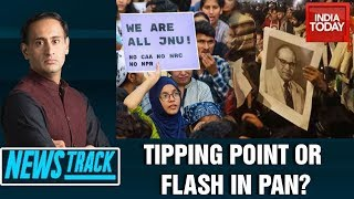Student Protests Across India Beginning To Reach A Tipping Point? | Newstrack With Rahul Kanwal