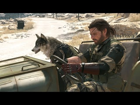 """""""There's No Pay to Win Option"""" in Metal Gear Solid V: The Phantom Pain, Dev Says"""