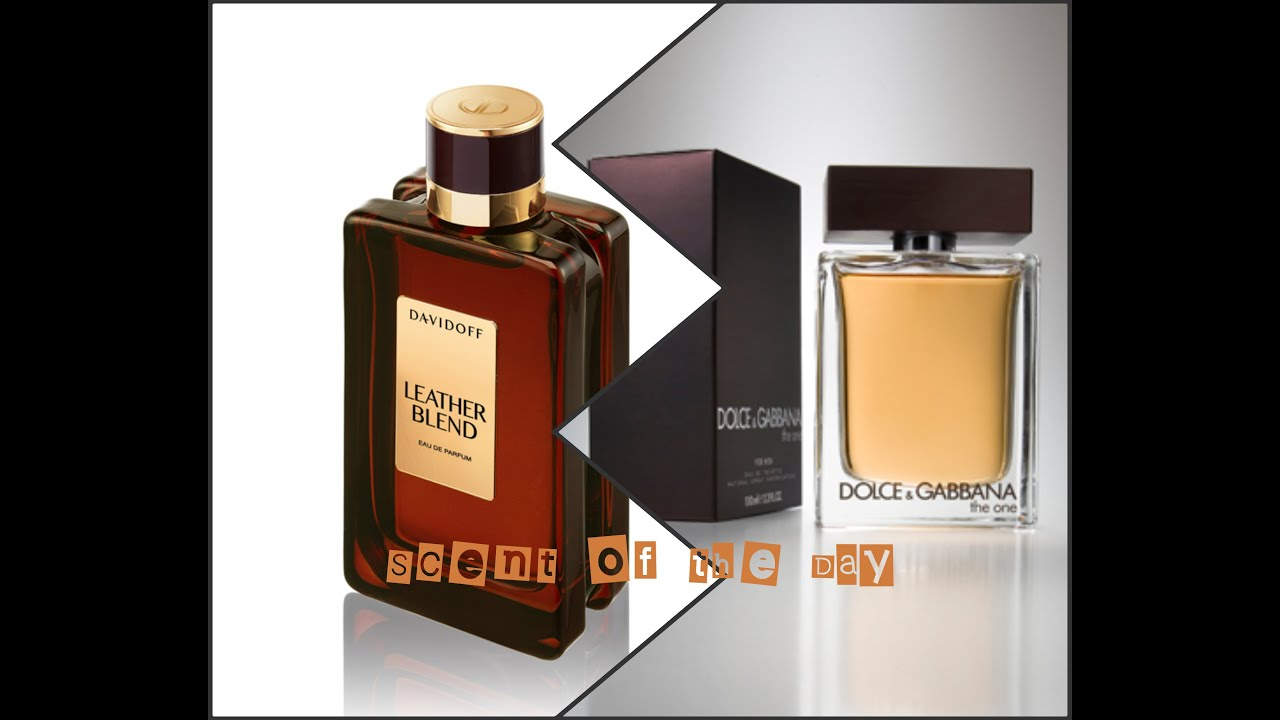 Scent Of The Day Leather Blend The One Youtube