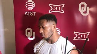 OU Football: Jon-Michael Terry