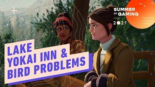 Lake, Yokai Inn, Bird Problems, and More - Summer of Gaming Indie Spotlight