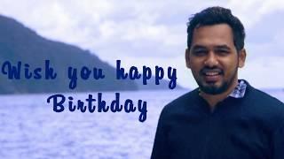 Hiphop Tamizha Birthday Song | Wish you Happy birthday | Isaiyodu Isai | Kali Hiphop | Rappop Naveen