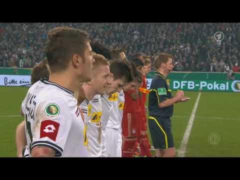 M'Gladbach - Bayern München Elfmeter schießen 21.03.2012