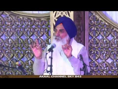 """Katha Samagam, Singh Sahib Giani Jaswant Singh Ji - Barsi Sant Kartar Singh Khalsa """"Damdami Taksal"""""""