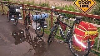 Как перевозить вещи в велопоходе?