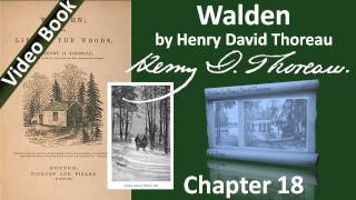 Chapter 18 - Walden by Henry David Thoreau - Conclusion