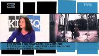 KioSQ – Emission du mercredi 4 juin 2014