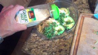 Easy Tasty Guacamole, A Real Treat.