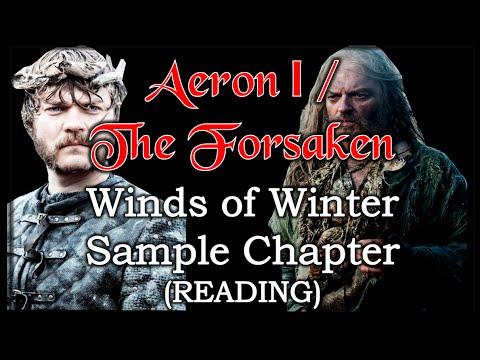 Aeron I /The Forsaken THE WINDS OF WINTER Sample Chapter (READING ...