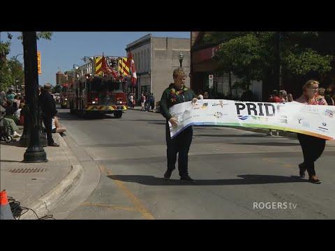Owen Sound Pride Parade