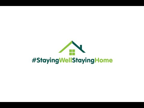 (Short version) The Life Rooms telephone support service – #StayingWellStayingHome