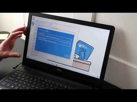 How To Fix / Factory Reset A Dell Computer - Return To Factory Settings