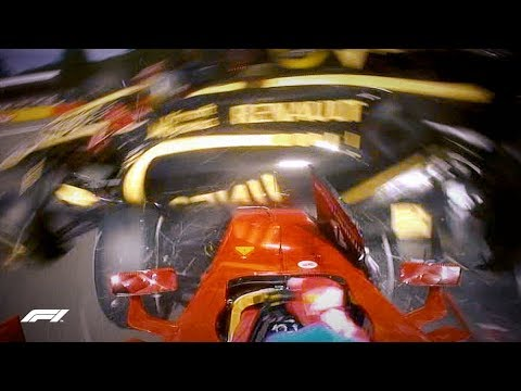 The F1 Halo | Next Generation Safety