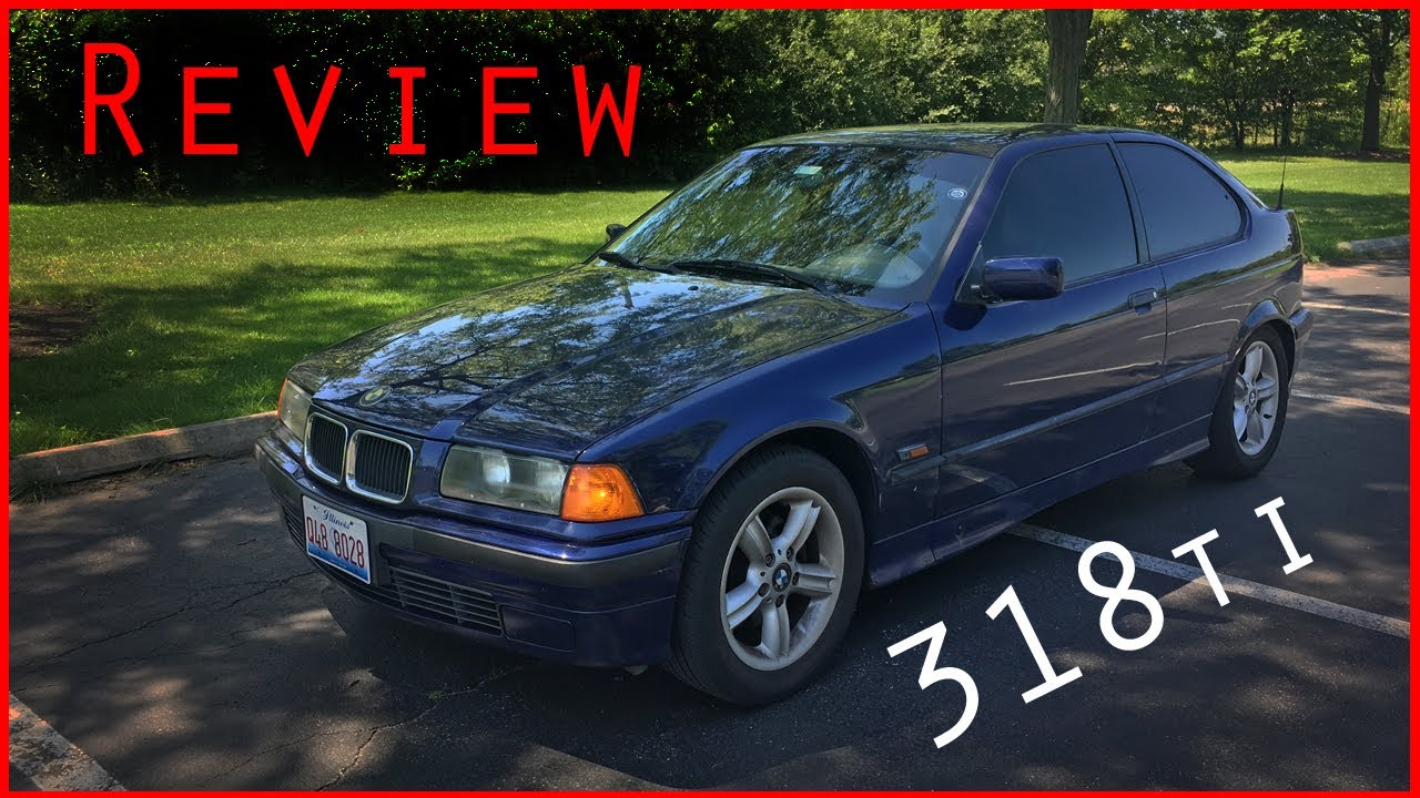 hight resolution of 1996 bmw 318ti review