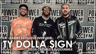 Ty Dolla $ign on \