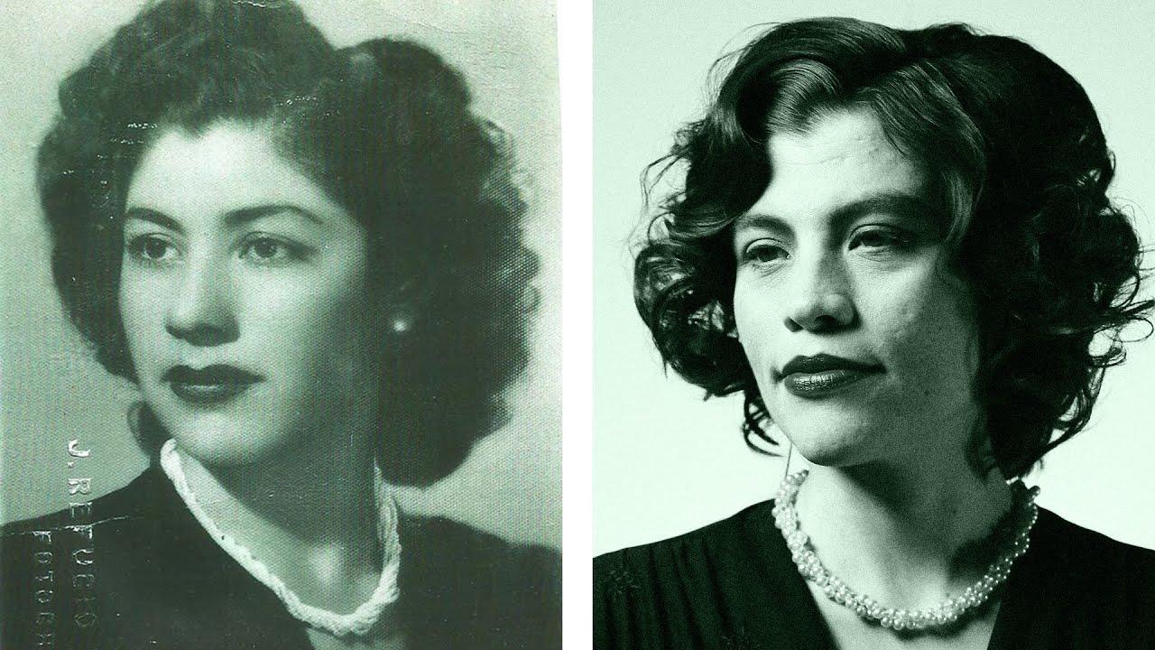 Ancestors  >> People Recreate Photos Of Their Immigrant Ancestors Youtube
