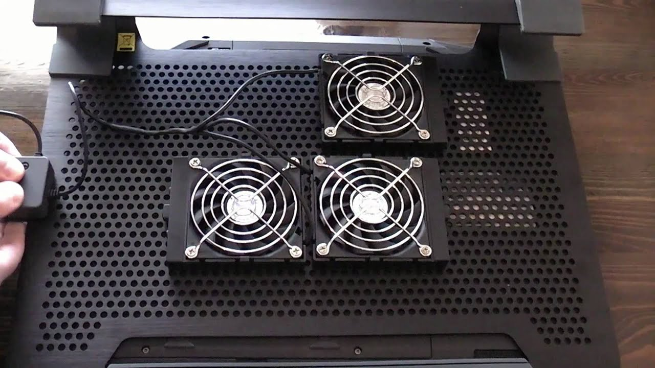 Cooler Master Notepal U3 Unboxing And Setup Youtube