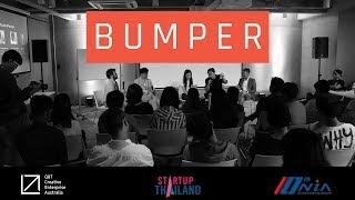 Bumper at Startup Thailand 2019