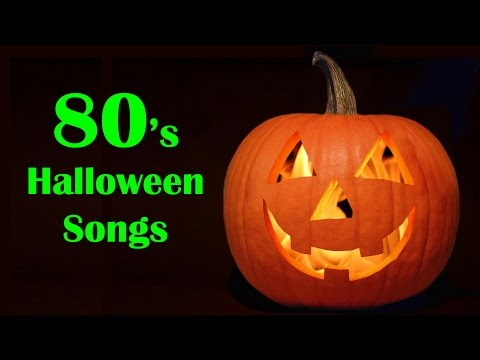 Halloween Songs from the 80's – Full Song Playlist