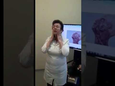 Застой в лимфатических узлах шеи