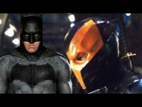 The Batman Clip Deathstroke Ben Aflleck (Justice League/The Batman) [HD]