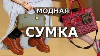 Модная сумка осень зима 2021 2022 Обзор тенденций стильных моделей