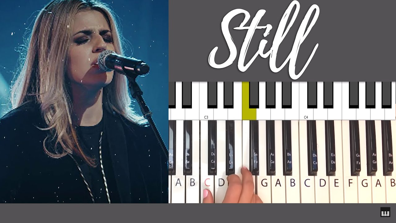 How to play still by hillsong piano tutorial and chords youtube how to play still by hillsong piano tutorial and chords hexwebz Images