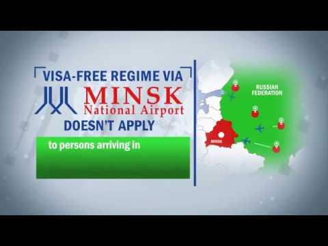 Visa free travel to Belarus eng