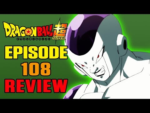 Dragon Ball Super Episode 108 REVIEW | A DISH SERVED FREEZING