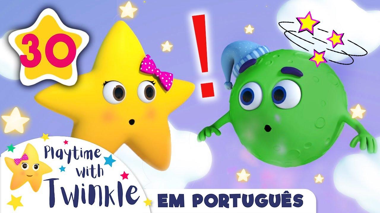 Twinkle e a lua | NOVO DESENHO! | Desenhos Animados | Little Baby Bum