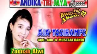 Download Lagu LAGU BUGIS ABADI TERBARU 2019🎧AJA' TOSIRAMPE🎙ZAENAB ALWI👨💻CIPT. H MUSTAFA BANDE mp3