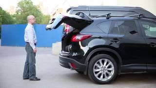 Электропривод багажника MyCarSave для Mazda CX-5(, 2016-05-12T10:02:05.000Z)