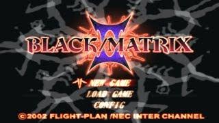 SRPG BLACK/MATRIX 2 初見プレイ #1