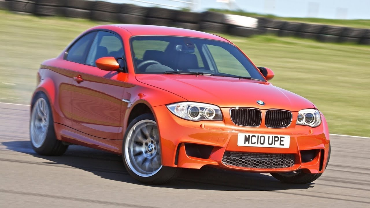 BMW 1-Series M Coupe UK-Version (2011) - YouTube