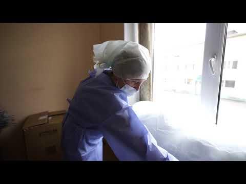 «К сожалению, медики подчас заболевают» – главврач о COVID-19 в краевой больнице