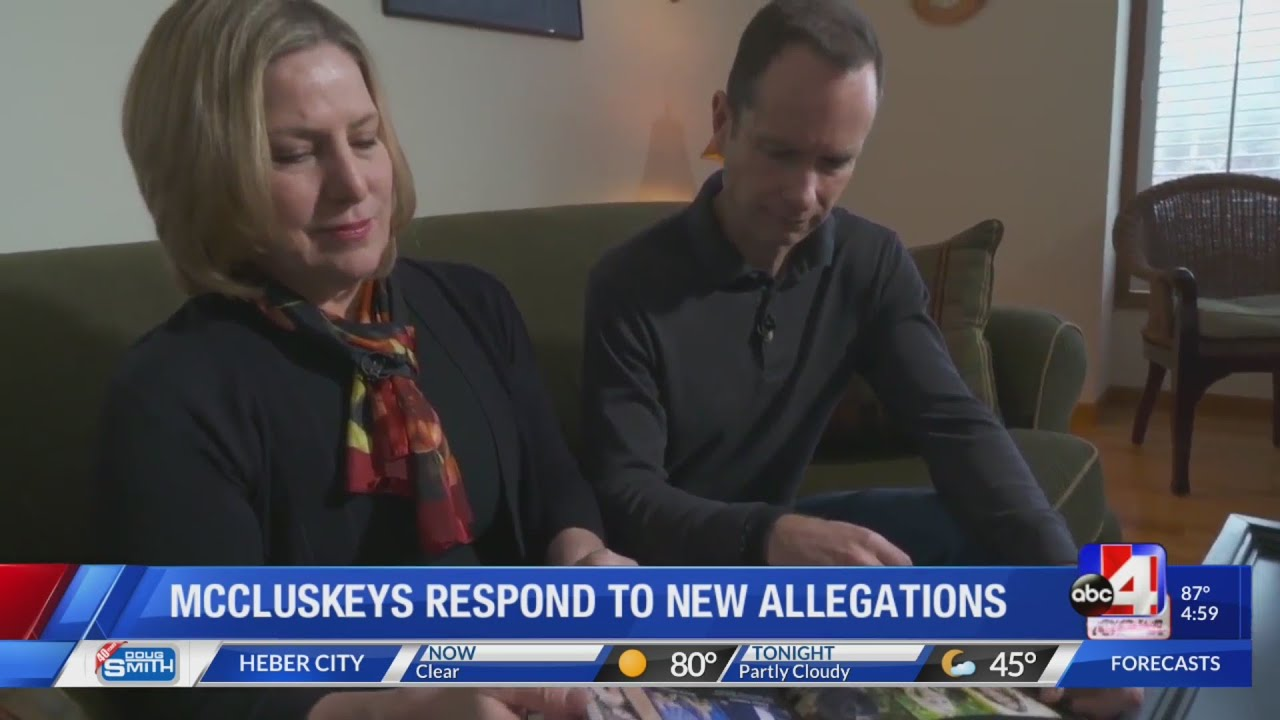 Lauren McCluskey's parents respond to latest accusations against former U of U police officer (