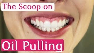 The Lowdown on Oil Pulling + Review of CocoWhite