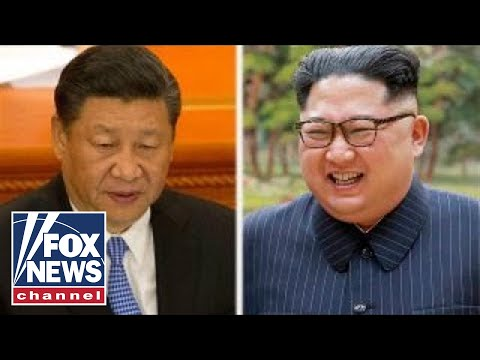 China Pressures North Korea To Hold Summit