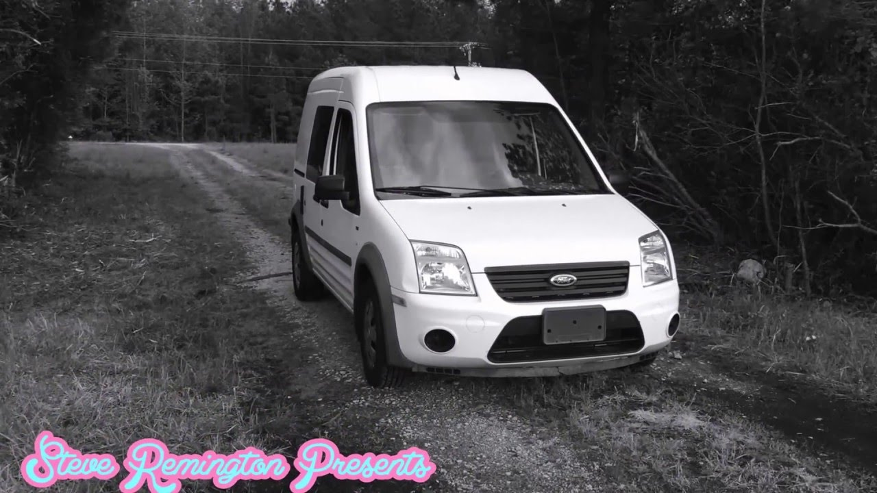 2010 ford transit connect camper youtube. Black Bedroom Furniture Sets. Home Design Ideas