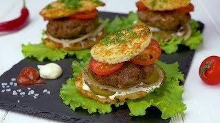 Как приготовить драник-бургер - Рецепты от Со Вкусом